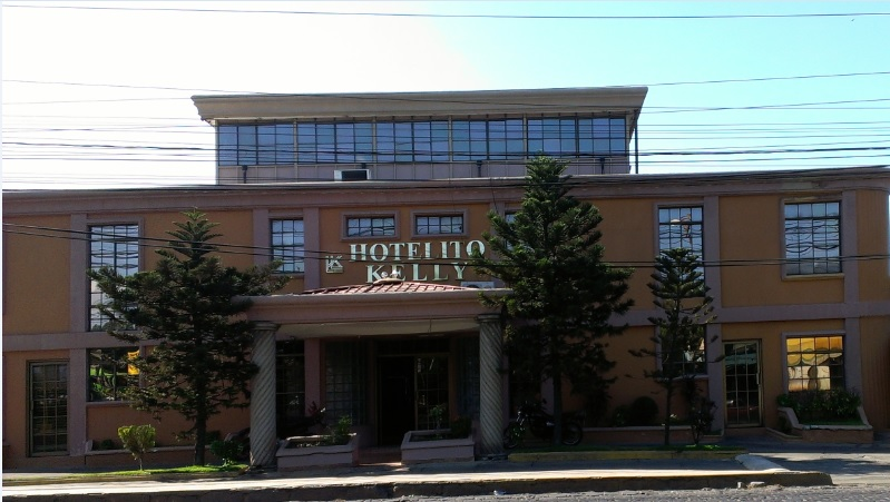 Hotelito Kelly