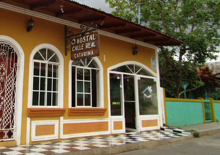 Hostal Calle Real Catarina – Masaya