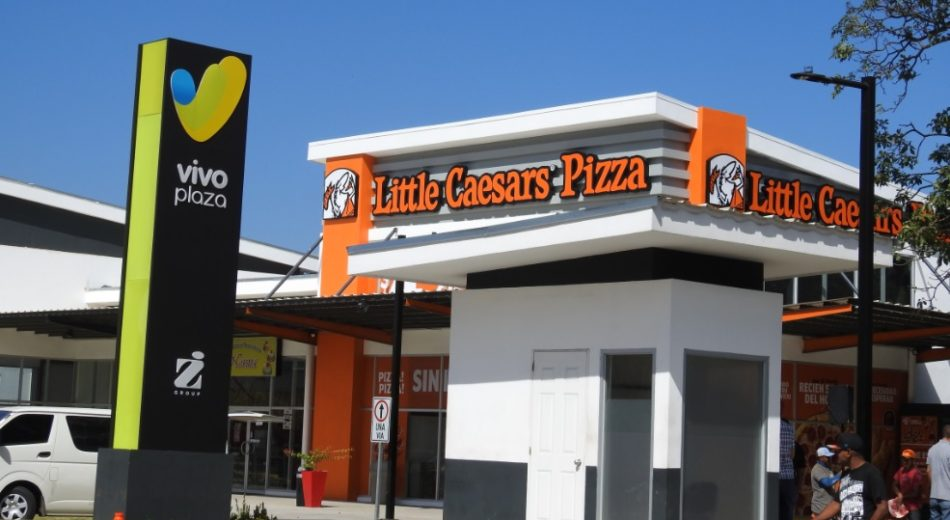 Restaurante Little Caesars Pizza en Managua