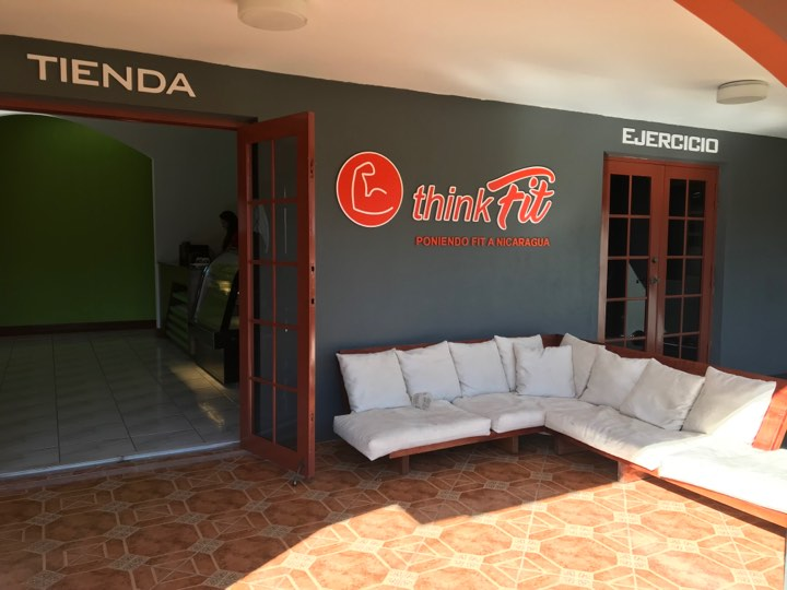 Restaurante Think Fit en Managua